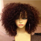 Spanish Curly 100% remay human hair full/front lace wig with 180% density