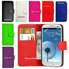 Kyпить Flip Leather Wallet Case Cover For Various Samsung Galaxy Mobile Phones на еВаy.соm