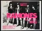 0320 Vintage Music Poster Art  The Ramones Apollo Manchester   *FREE POSTERS