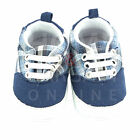 NEWBORN BABY BOY GIRL BOOTIES SHOES INFANT TODDLER BOOT SOFT SOLE 0-6/0-12/0-18M