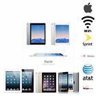 Apple iPad Air,Mini,2,3rd,4th|WiFi 3G / 4G AT&T,Verizon,T-Mobile|16GB-128GB Tablet