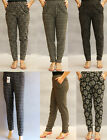 Womens Extra Warm Lined Leggings Pants  One size fits 8 10 12 14 16 NEW !