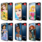 Disney Princess Fairytale Black Case Cover Skin For Cell Phone 5, 5s, 6, 6 plus
