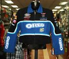 Women's Oreo Nascar Black Jacket 100% Cotton