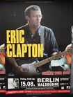 0349  Vintage Music Poster Art  Eric Clapton In Berlin  *FREE POSTERS
