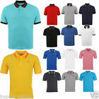 NEW MENS CLOTHING CASUAL SHORT SLEEVE COLLAR POLY COTTON SOFT POLO SHIRT T SHIRT