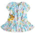 DISNEY STORE FINDING NEMO WOVEN DRESS WITH MATCHING BLOOMERS FOR BABY GIRL