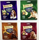 The Natural Way Gourmet Range of Fruit-Flavoured Dog Treats ~ Best Before: 09/16