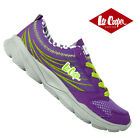 Lee Cooper Women Sports shoe 0462 Purple Lime