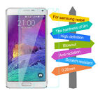Premium Real Tempered Glass Film Screen Protector for Samsung Galaxy S6 S5 S4 S3