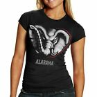 Alabama Crimson Tide Women's Black Blackout T-shirt