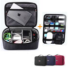 XXL BUBM Universal Travel Case for Electronics and Accessories Storage Bag Board