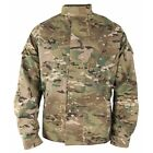 MULTICAM JACKET FRACU FLAME RESISTANT INSECT GUARD HUNTING RIPSTOP WINDPROOP