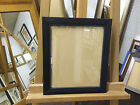 35mm RIBBED BLACK PHOTOGRAPH/PICTURE FRAME-ALL SIZES AVAILABLE