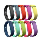New Replacement Colorful Wrist Band w/Clasp F/ Fitbit Flex Bracelet  Large/ Smal