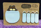 Cute Bunny Post-it Sheep Sticky Note Memo Pad Bear Message Paper Book Index Mark