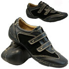 LADIES Dr SCHOLLS LEATHER FLAT PUMPS PLIMSOLLS TRAINERS CASUAL WOMENS SHOES SIZE