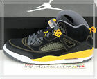 Nike Air Jordan Spizike Black Yellow Grey University Gold 315371-030 US 9.5~11