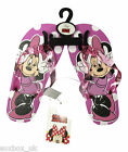 Girls Disney Minnie Mouse Summer Beach Holiday Flip Flops All Sizes