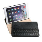 iPad 2 3 4 360 Rotating Swivel Leather Case Luxury Cover with Bluetooth Keyboard