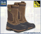 SAFETY BOOTS APACHE TRACTION RIGGER WATERPROOF