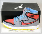 Nike Air Jordan KO HI RTTG Stealth Grey Red White 539541-035 US 11 12 AJ1 2 3 4