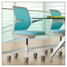 Steelcase Cobi(tm) Collaborative Chair -- White frame, mu...