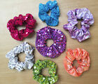 Girls/ Ladies SEQUIN Scrunchie/ Hair Bobble. Dance Shows/ Parties/ Fancy Dress