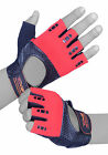 EVO Fitness Weightlifting Gloves Gym Straps GEL support Wraps Cycling wheelchair