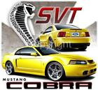 2003 Ford Mustang Cobra SVT Coupe Mens or Ladies Tshirts NWT