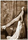 Vintage 39 Retro Erotic Nude female sepia A4 A3 A2 PHOTO EDIT REPRINT RussellArt