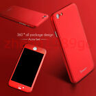 """Hard IPAKY Tempered Glass Simple Housing Case Cover For iPhone 6 4.7""""6 Plus 5.5"""""""