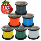 SuperPower Strong Dyneema PE Braid Fishing Line 500M 12LB-80LB Various Colors