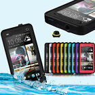Choose Color Waterproof Shockproof Durable DirtProof case Cover For HTC One M7