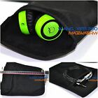 Generic Portable Bag Pouch Case For AKG K430 K420 K450 K451 Q460 K412P Headphone