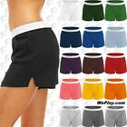 NEW Soffe Womens-Girls Cheerleading Dance Gym Cheer Shorts  XS-XL, 16 colors