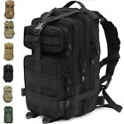 Unisex Women Men Tactical Military Camping Hiking Outdoor Assault Backpack Bags
