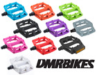 DMR V6 Plastic Pedal - Cro-Mo Axle - Various Colours Available