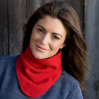 RESULT BANDIT SCARF WARM FLEECE LINED 4 Cols FACE NECK CHEST WARMER WOMENS MENS