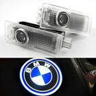 2 x Car LED Door Step Welcome Projector light Logo for Mercedes Benz Audi BMW VW