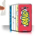 Comics/Cartoon Words Phone Case/Cover for Samsung Galaxy Grand Prime
