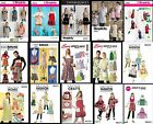 McCalls Simplicity Butterick Apron Accessories Craft Easy Stich n Save Pattern