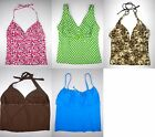 Tankini Top Bra Swimsuit Tank Suit Beachwear Bikini Swimwear PLUS SIZE XL XXXL +