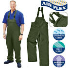 AIRFLEX Wateproof Bib & Brace Overall Protective Trouser Clothes Safety Workwear