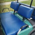 Внешний вид - E-Z-Go Marathon Custom Golf Cart Front Seat Cover Set - NO STRIPE STAPLE ON