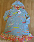 Jelly the Pug girl hooded dress 3-4 y  BNWT designer