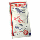 BURNSHIELD EMERGENCY FIRST AID BURN CARE SCALDS COOLING SOOTHING BLOT SACHETS