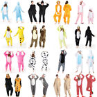 New Kigurumi Pajamas Adult Jumpsuit Sleepwear Anime Cosplay Costume
