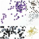 """""""The CHEAPEST on EBAY!"""" Halloween Party Table Confetti Foil 5mm Star Sprinkles"""