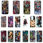 DC Marvel superhero comic book cover case for Apple iPhone - G14